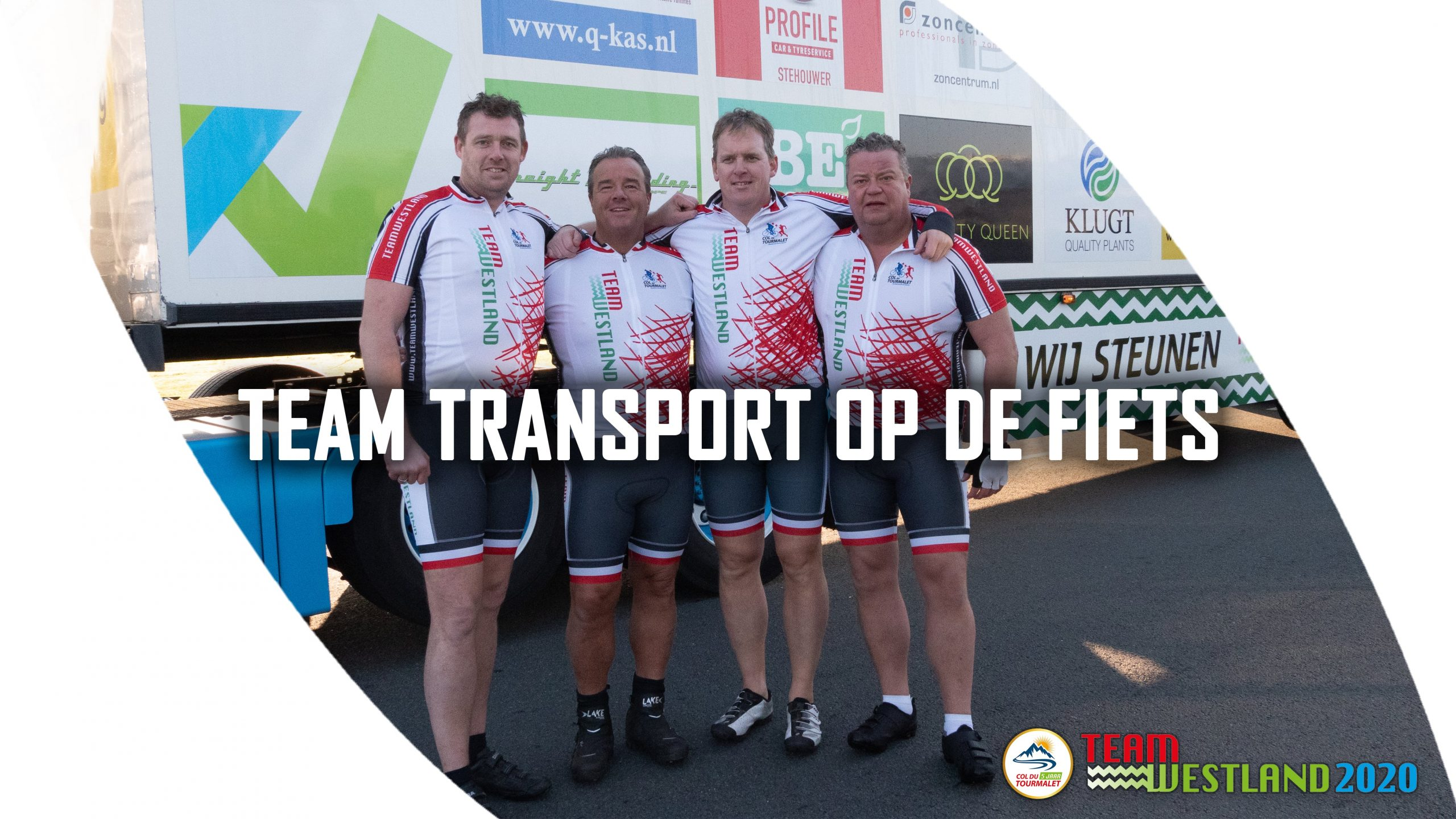 Team Transport op de fiets 2020
